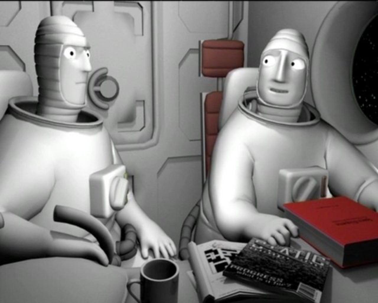 Astronauts de Matthew Walker