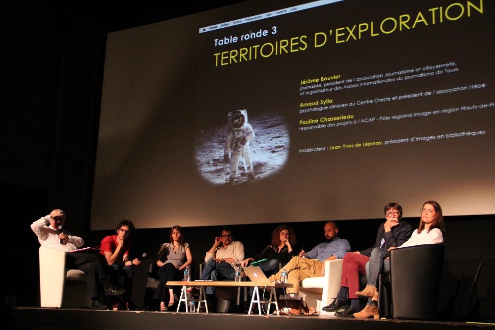 Rencontre régionale - Table ronde 3: Territoires d'exploration